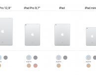 Apple dice addio ad iPad mini 2 e ad iPad Air 2: ecco la nuova lineup!