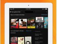 Con l'app Kindle puoi salvare la pagine web