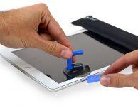iFixit smonta il nuovo iPad 9.7″, poche novità rispetto al primo iPad Air