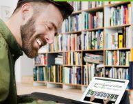 Skoove, una nuova app per imparare a suonare il pianoforte