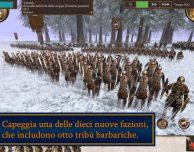ROME: Total War – Barbarian Invasion arriva su iPad