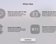 Con tvOS 10.2 sarà possibile controllare la Apple TV con iPad?