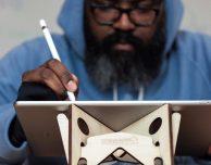 Rob Zilla disegna Kevin Durant su iPad Pro