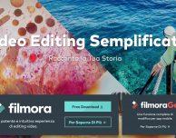 Wondershare Filmora, la suite di montaggio video per computer e device mobili