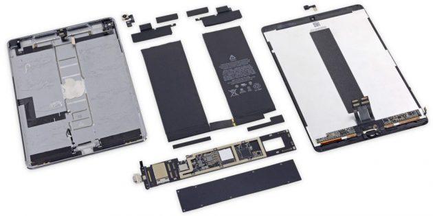 iFixit smonta l'iPad Pro da 10.5 pollici!