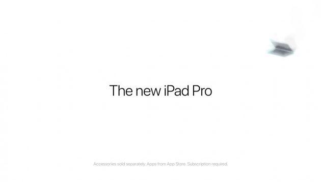 Due nuovi spot dedicati all'iPad Pro