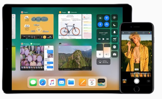 Installare iOS 11 beta su iPad