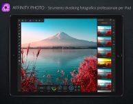 Nuovo update per Affinity Photo, ora ottimizzato per iOS 11