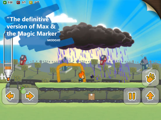 Giveaway Of The Week: 4 copie gratuite per Max & the Magic Marker