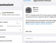 Apple rilascia iOS 11.1 per iPad