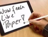 PaperLike: scrivere su iPad come se fosse un foglio di carta