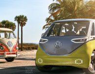 Volkswagen avrà il suo WB Bus elettrico e ci sarà l'iPad