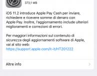 Apple rilascia iOS 11.2 per tutti gli iPhone, iPad e iPod touch!