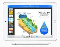iWork, tante novità tra creazione di libri digitali e supporto alla Apple Pencil