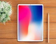 """iPad Pro, ecco un concept in stile """"X"""""""