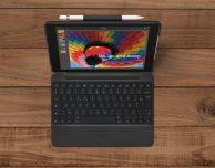 Le tastiere Logitech SLIM FOLIO e SLIM COMBO disponibili per iPad di quinta e sesta generazione