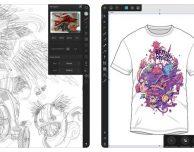 Affinity Designer arriva su iPad con supporto alla Apple Pencil