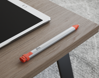Arriva Logitech Crayon, l'alternativa economica alla Apple Pencil