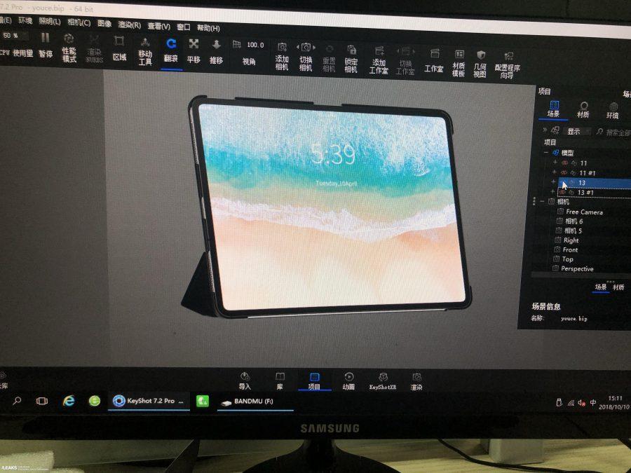 iPad Pro 2018: nuovi render mostrano design e dimensioni