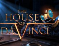 Giveaway Of The Week: 3 copie gratuite per The House of da Vinci [CODICI UTILIZZATI CORRETTAMENTE]