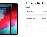 iPad Pro 2018 disponibili per il pre-ordine: il top di gamma costa 2.119€ (senza tastiera)