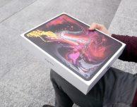 iPad Pro 2018, il nostro unboxing e prime impressioni