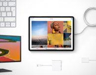 Gli accessori collegabili al nuovo connettore USB-C di iPad Pro