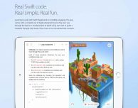 Apple aggiorna Swift Playgrounds per iPad