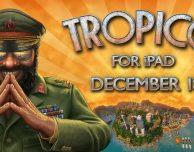 Tropico per iPad disponibile dal 18 dicembre