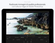Adobe Lightroom CC si aggiorna con il supporto alle Siri Shortcuts