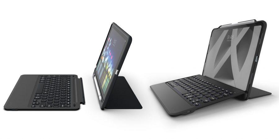 Zagg presenta i nuovi case con tastiera per iPad e iPad Pro