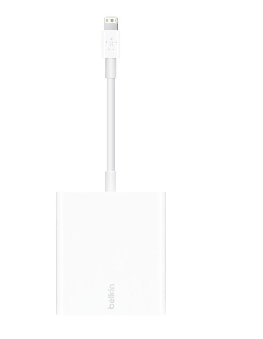 Collegamento Ethernet per iPad