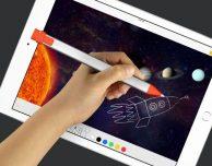 La penna Logitech Crayon è compatibile con i nuovi iPad Air e iPad mini