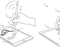 La futura Apple Pencil avrà le punte intercambiabili per simulare i pennelli?
