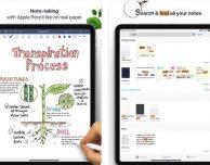 GoodNotes 5, creare note su iPad è tutta un'altra cosa