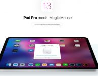 Concept iOS 13: supporto per mouse e un multitasking migliorato su iPad