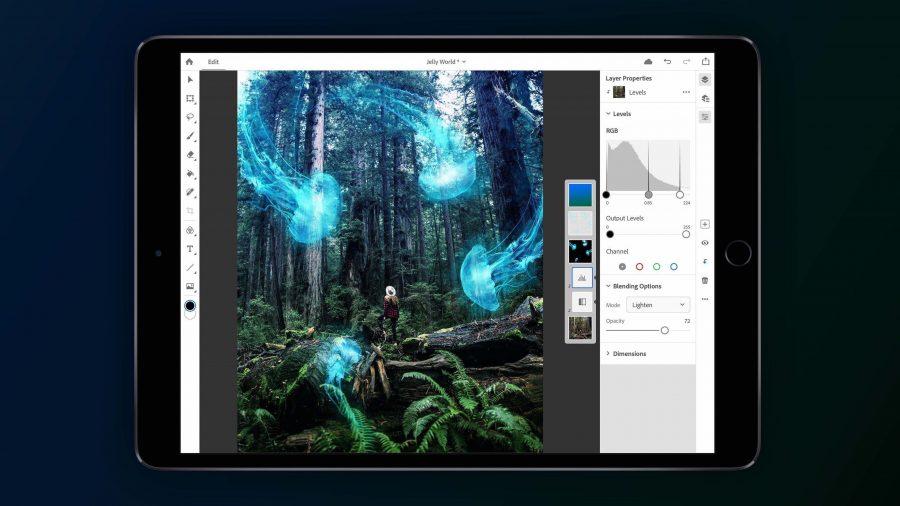 Adobe apre le iscrizioni per la beta di Photoshop iPad