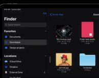 Un concept immagina iOS 13 per iPad con Finder e altre novità