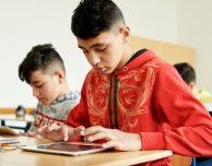 iPad a scuola, una lingua comune quando le parole non bastano
