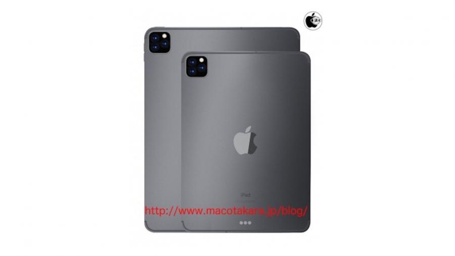 iPad Pro 2019 con setup a tripla camera?