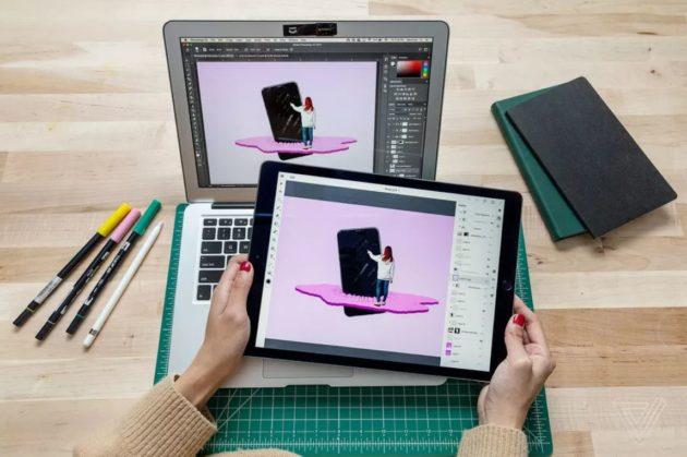 Photoshop su iPad