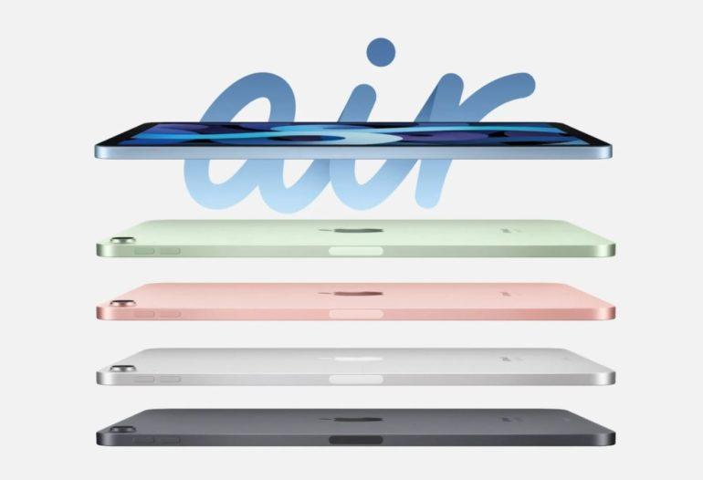 colorazioni iPad Air 2020