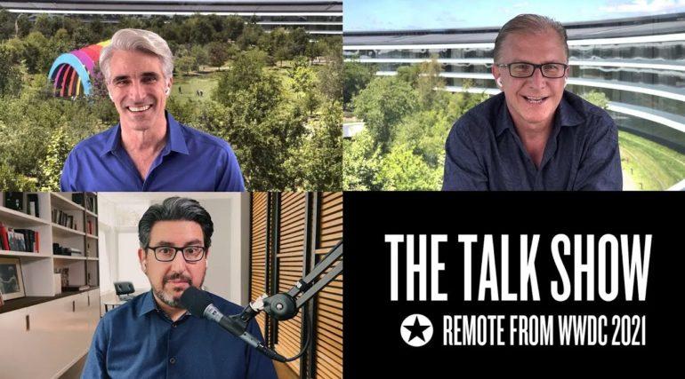 the talk show 2021