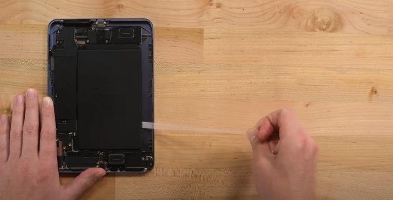 teardown ipad mini 2021